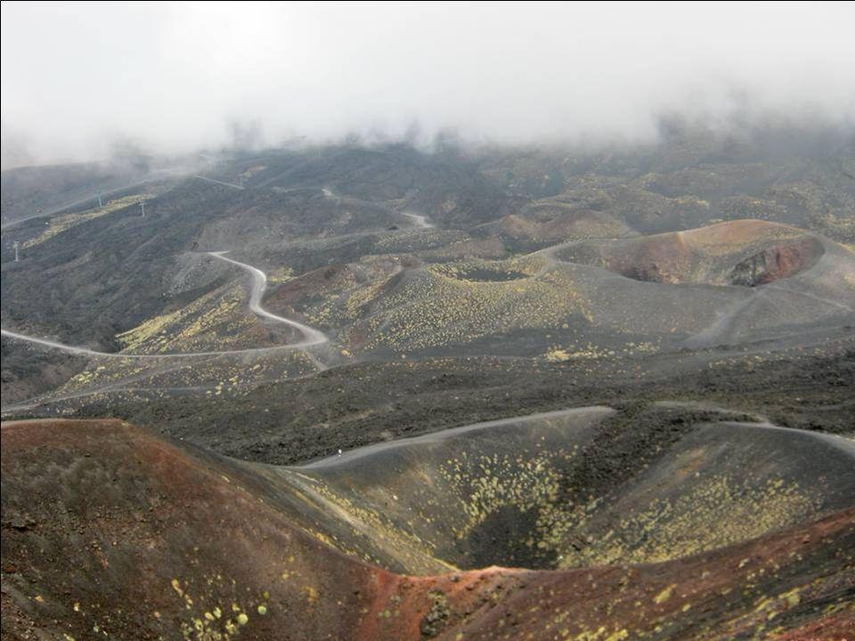 Vues depuis le sommet du Mont Silvestri Supérieur