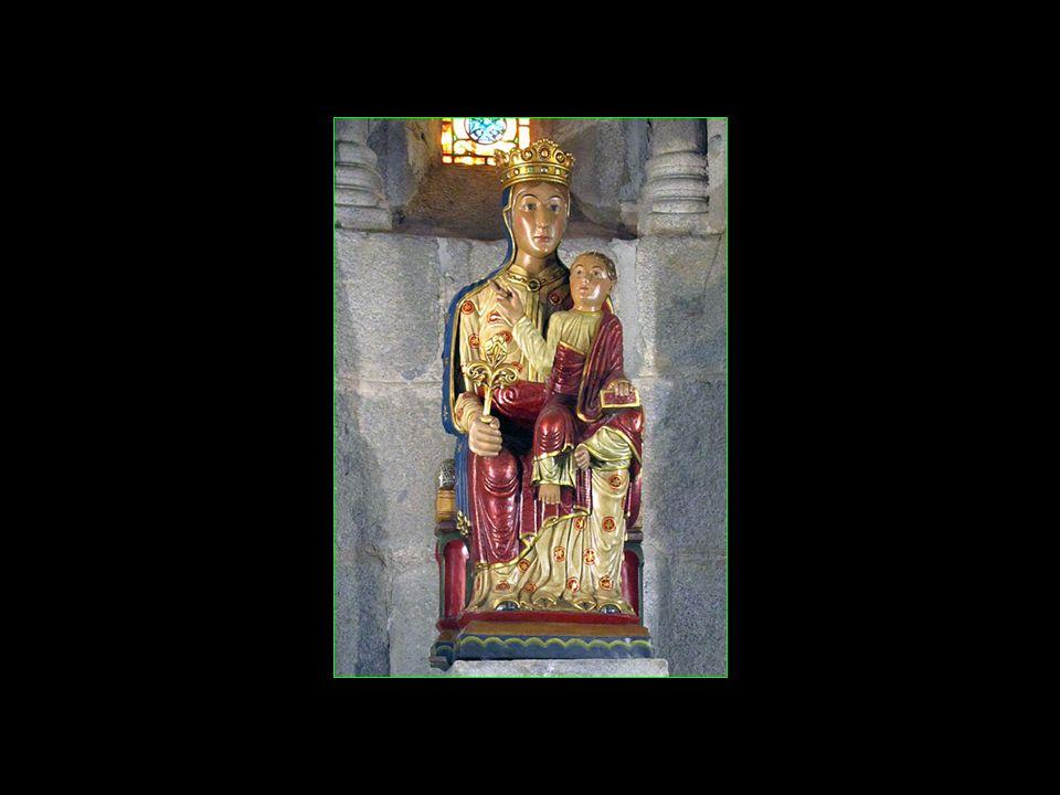 La Vierge dUrgell est aussi appelée la Vierge dAndorre