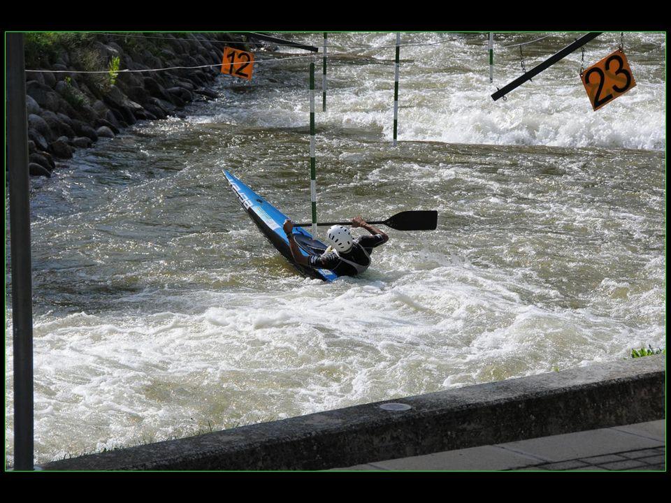 La Seu dUrgell est la capitale mondiale du canoë-kayak