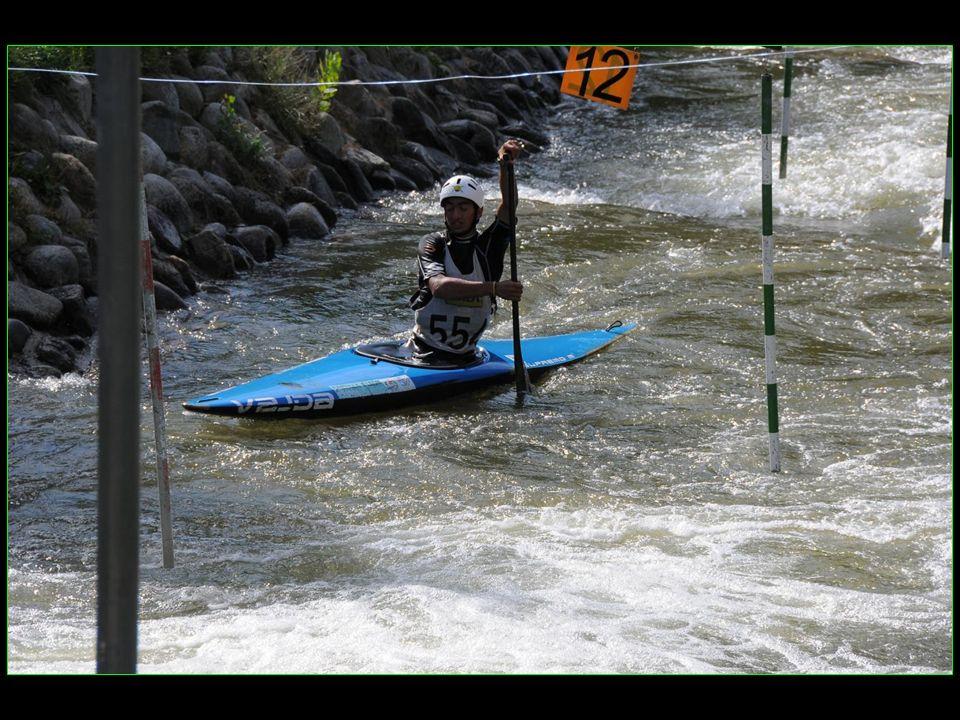 Les passionnés de canoë-kayak vivent des entraînements en condition réelle