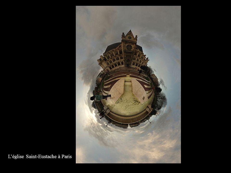 Léglise Saint-Eustache à Paris