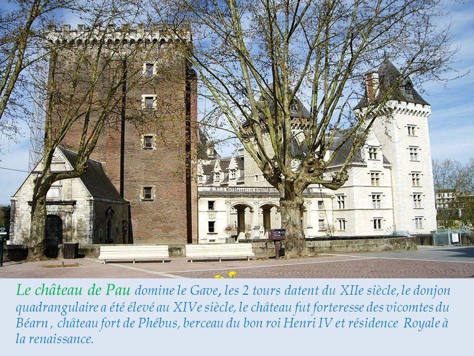 Quartier du château