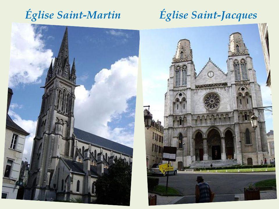 Église Saint-André ou Andrew