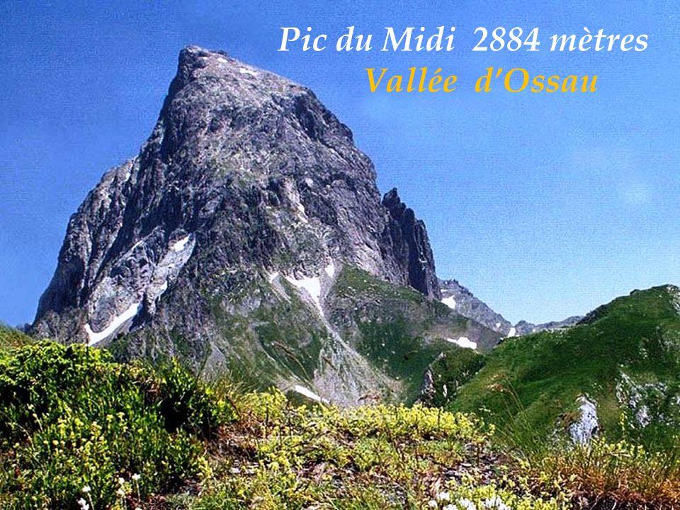 Bielle panorama Vallée dOssau