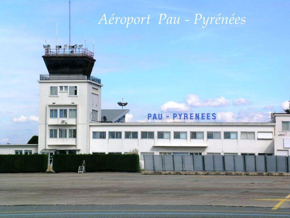 Aéroport Pau - Pyrénées