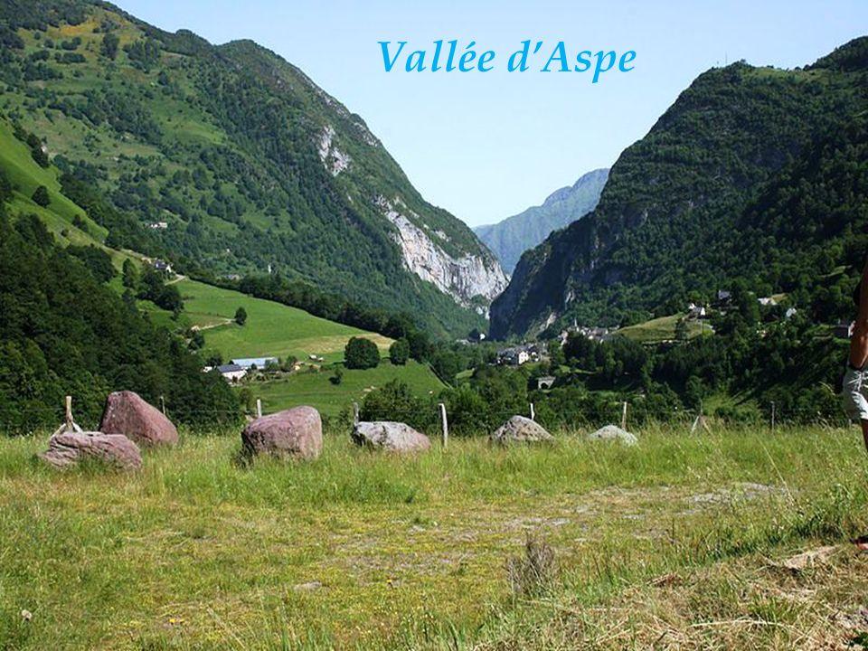 Le col-du-Somport vallée dAspe