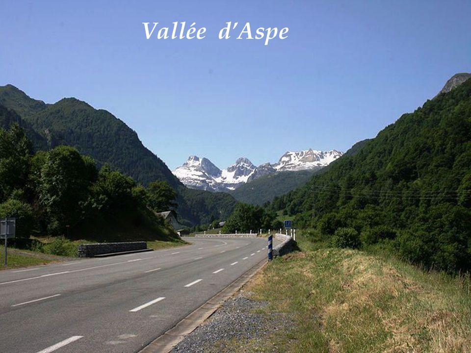 Vallée dAspe