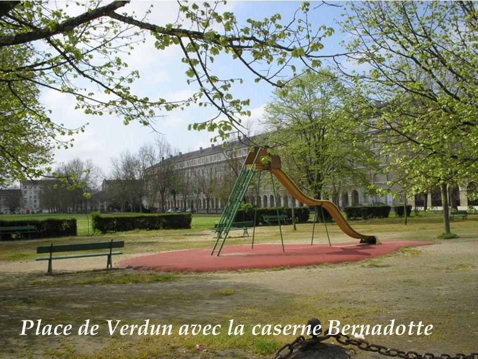 Caserne Bernadotte
