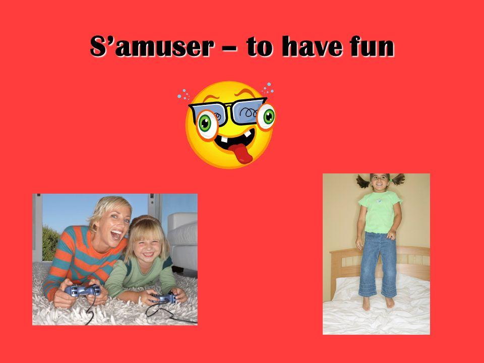 Samuser – to have fun