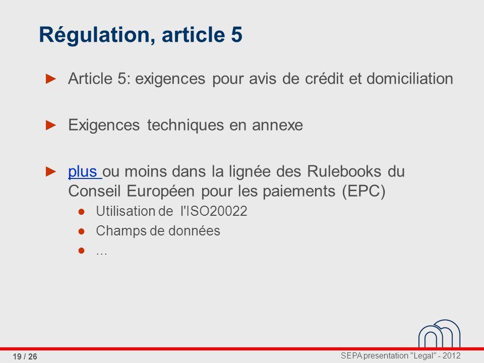 SEPA presentation