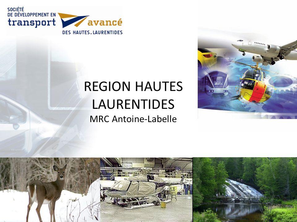 La Société de Développement en Transport Avancé des Hautes Laurentides (SDTAHL) est un organisme à but non lucratif.