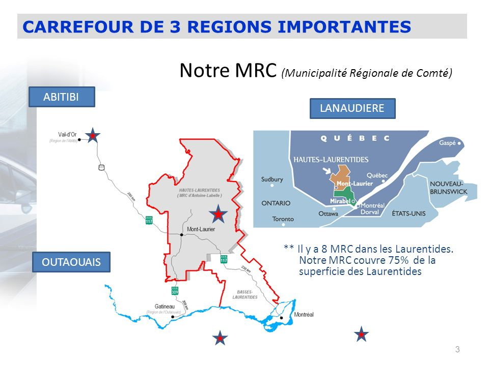 4 SITUATION GEOGRAPHIQUE