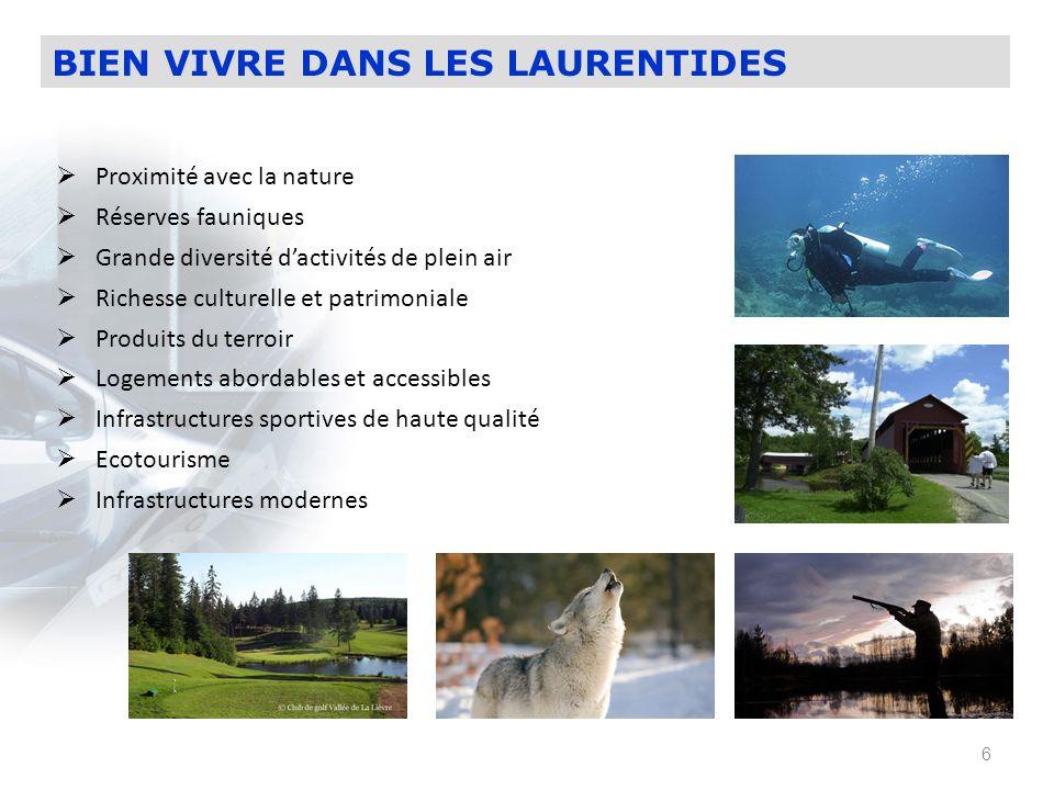 Centre de formation professionnelle (CFPML - Centre de Formation Professionnelle Mont-Laurier ) Centre collégial de Mont-Laurier (Cégep de St- Jérôme) Centre de services universitaire (UQAT - Université du Québec en Abitibi-Témiscamingue ) Programmes de formation continue diversifiés sur mesure ( foresterie, aéronautique, faune, administration, etc.) Accès à 9 universités dans un rayon de moins de 250 km 7 EDUCATION