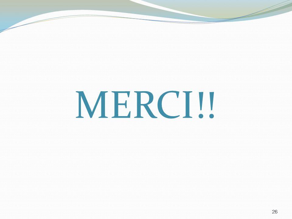 MERCI!! 26