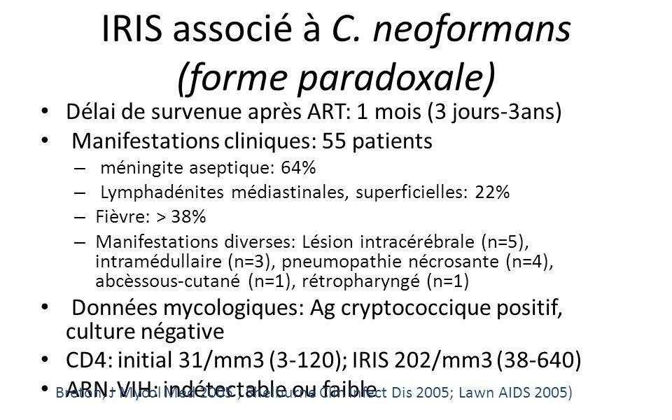 IRIS associé à C.