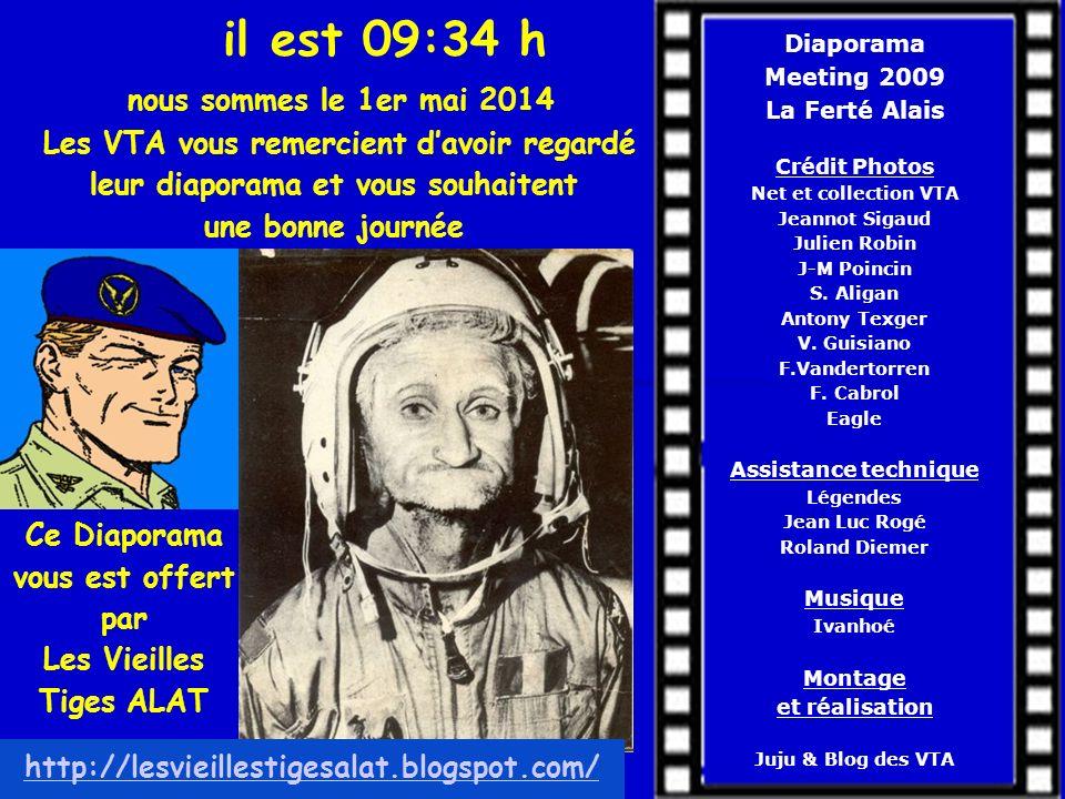 RDV pour le meeting 2010 Aérodrome de Cerny La Ferté Alais