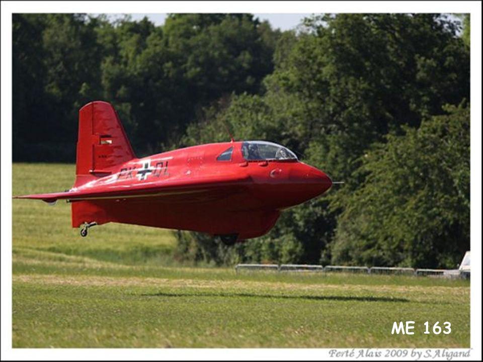 Messerschmitt ME-163