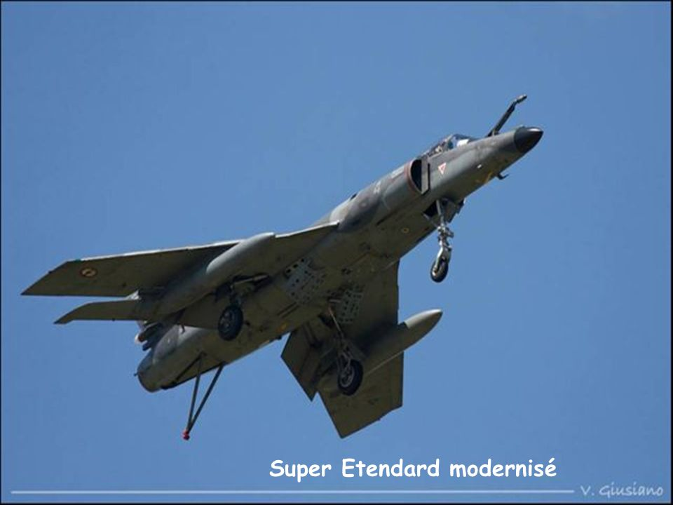 Super Etendard modernisé