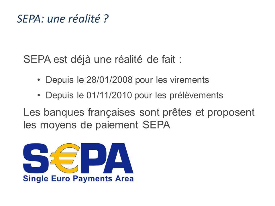 SEPA: une réalité .