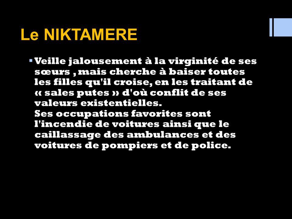 Le NIKTAMERE Ne chante pas la Marseillaise: il la siffle. Il nhonore pas le pays daccueil,il lui crache dessus et il brûle son drapeau. Il se fait ent