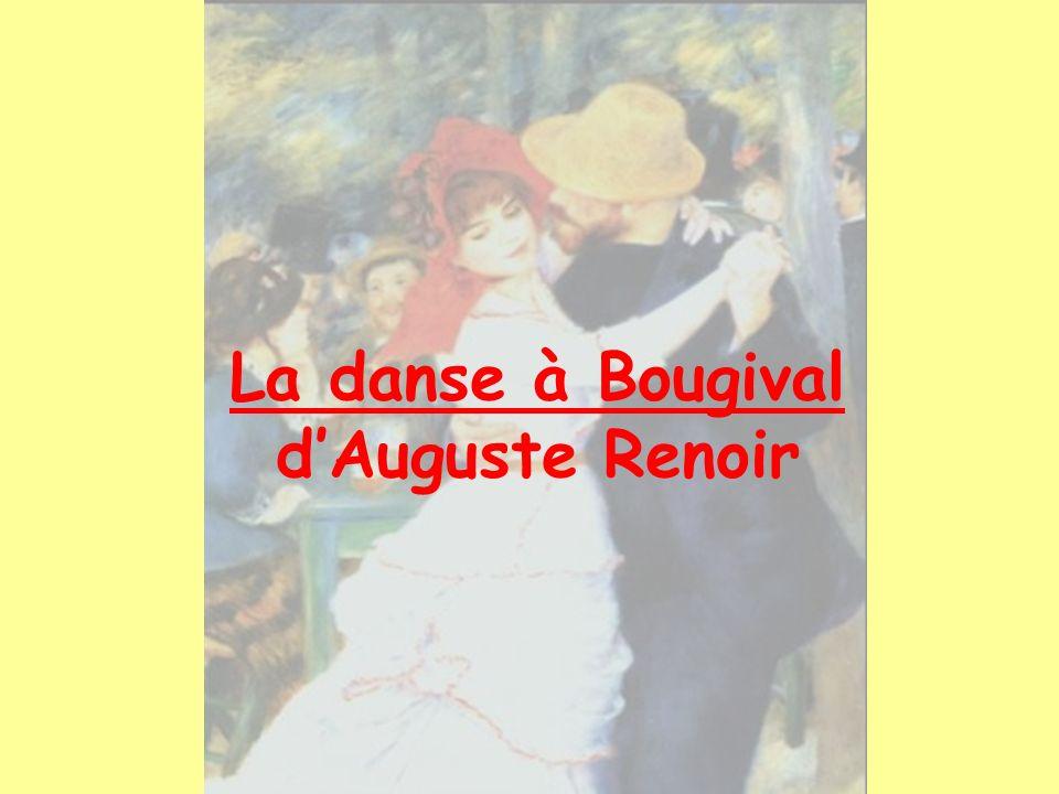 La danse à Bougival dAuguste Renoir