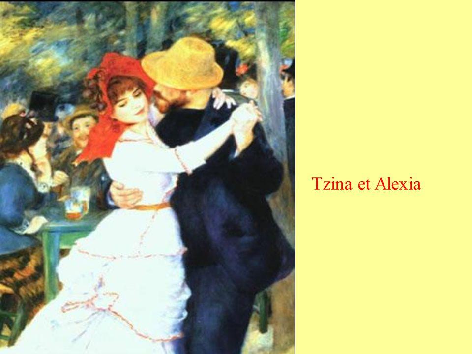 Tzina et Alexia