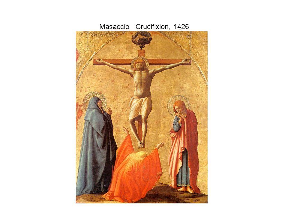 Masaccio Crucifixion, 1426