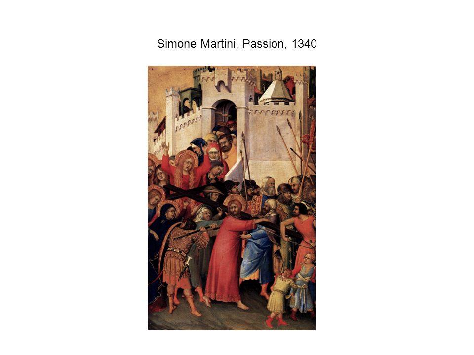 Simone Martini, Passion, 1340