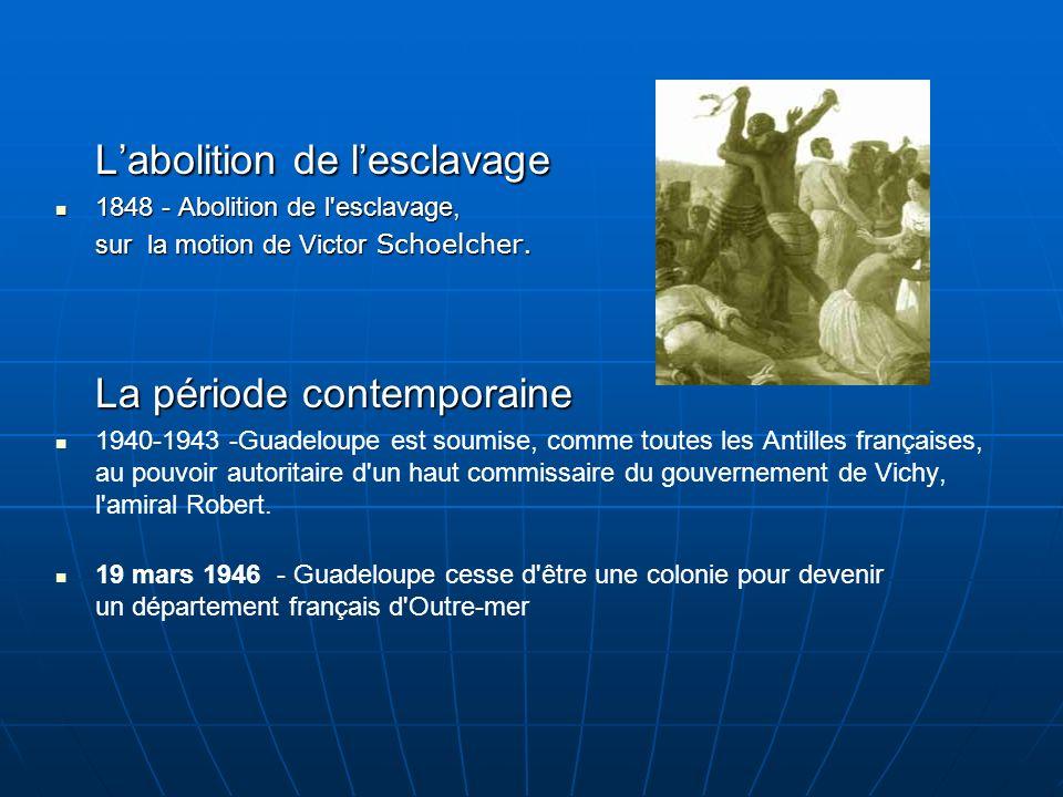 Labolition de lesclavage 1848 - Abolition de l esclavage, 1848 - Abolition de l esclavage, sur la motion de Victor Schoelcher.