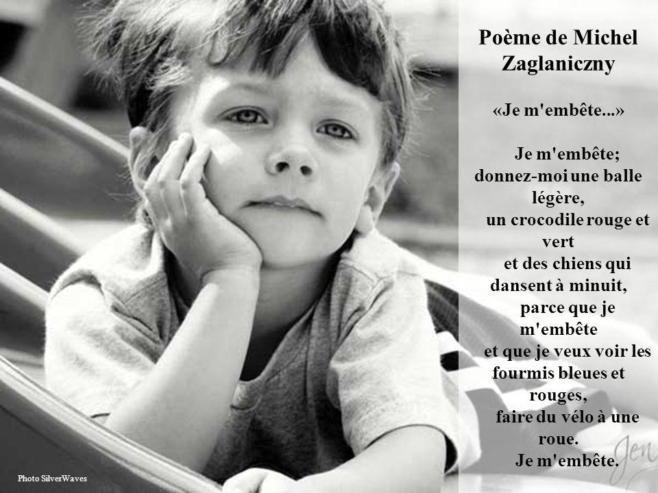 Poème de Charlène Léofold «Je m'embête...» Je m'embête: donnez-moi des parfums, des roses rouges au soleil avec des oiseaux qui chantent toute la jour