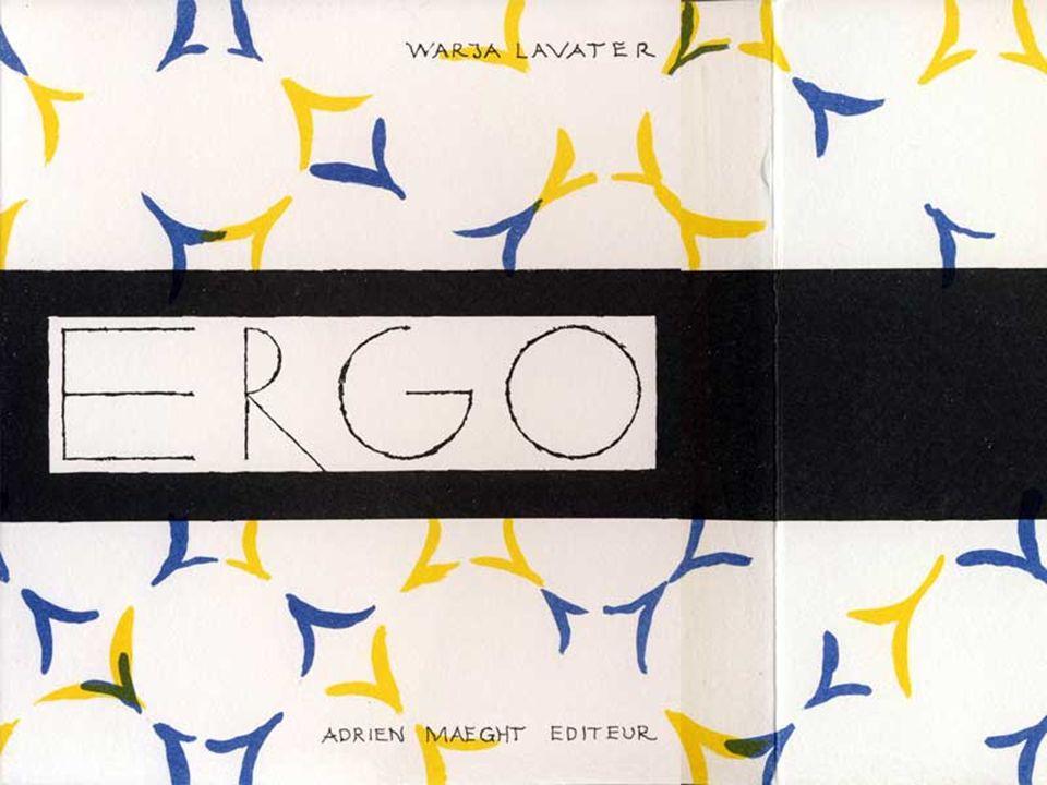 DEUXIEME PARTIE « Je pense, donc je suis » une « Imagerie » De Warja Lavater Warja Lavater est née le 28 septembre 1913 à Winterthur. Elle passe son e