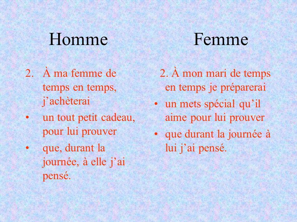 Homme Femme 2.