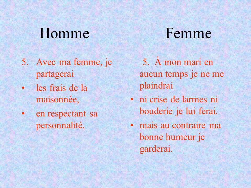 Homme Femme 5.