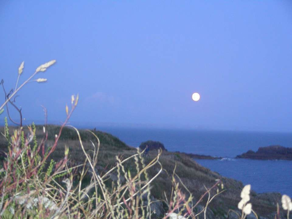 Cétait soir de pleine lune