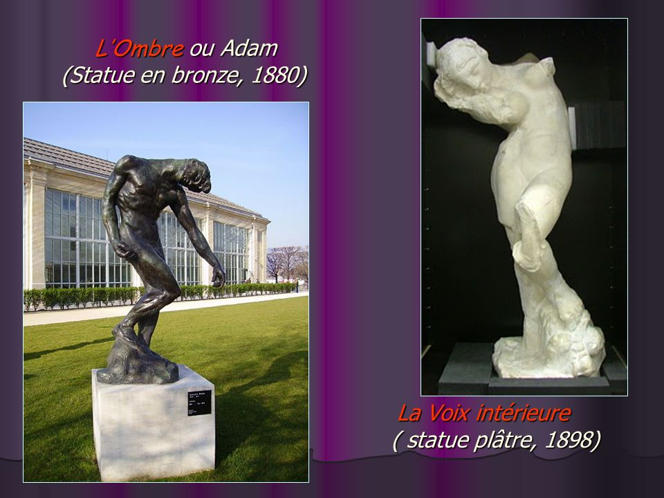 Le Penseur Le Penseur (1902,bronze) est l'une des plus célèbres sculptures en bronze d'Auguste Rodin. Le Penseur (1902,bronze) est l'une des plus célè