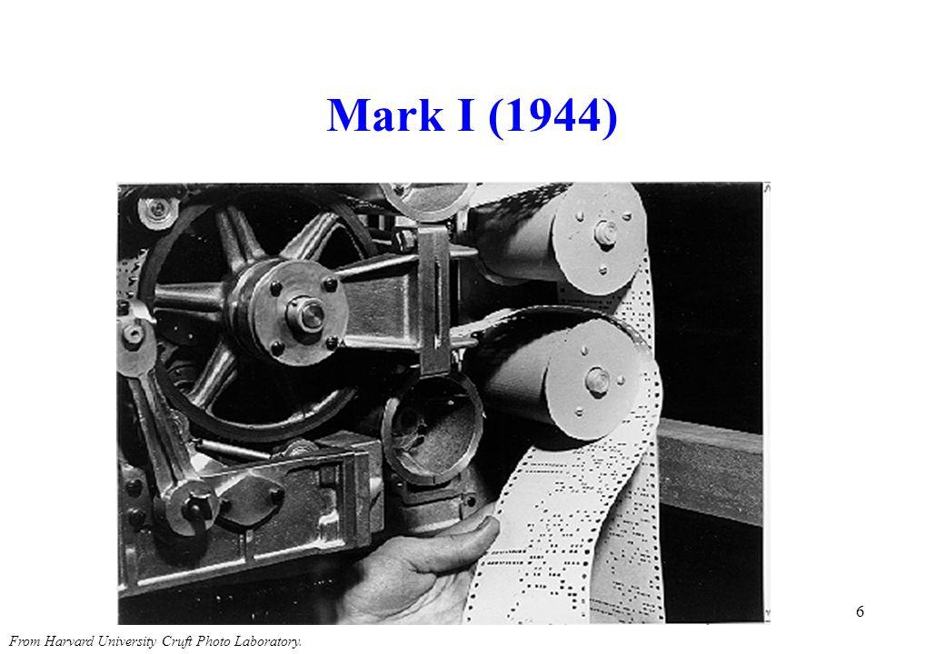7 Extrait des Archives IBM. IBM SSEC (1948)