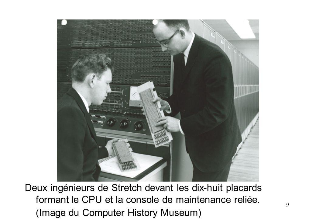 50 Edition de textes (suite) Le système d édition Hypertexte de Brown University faisait de l édition et du formatage de c haînes de longueurs arbitraires avec un stylo optique en 1967 (financé par IBM).