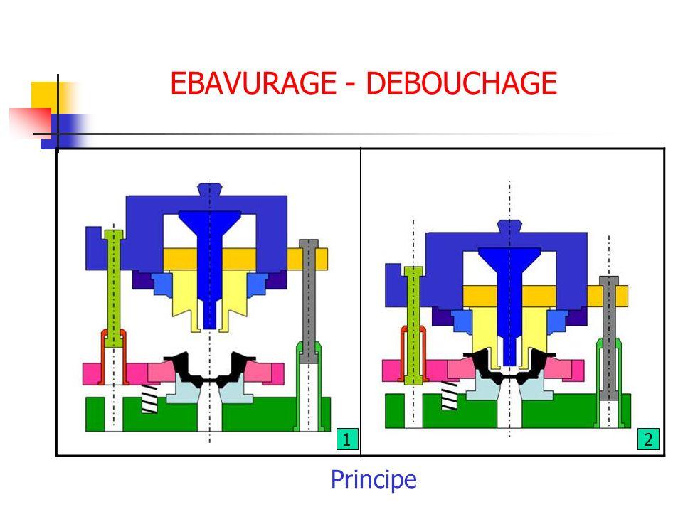EBAVURAGE - DEBOUCHAGE Principe 12