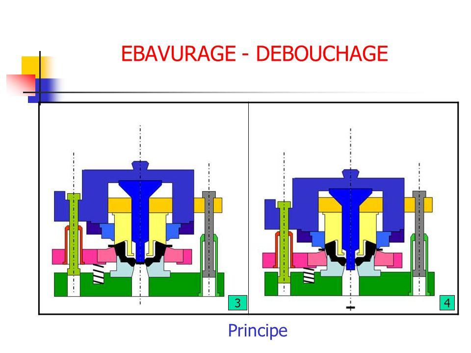 EBAVURAGE - DEBOUCHAGE Principe 34