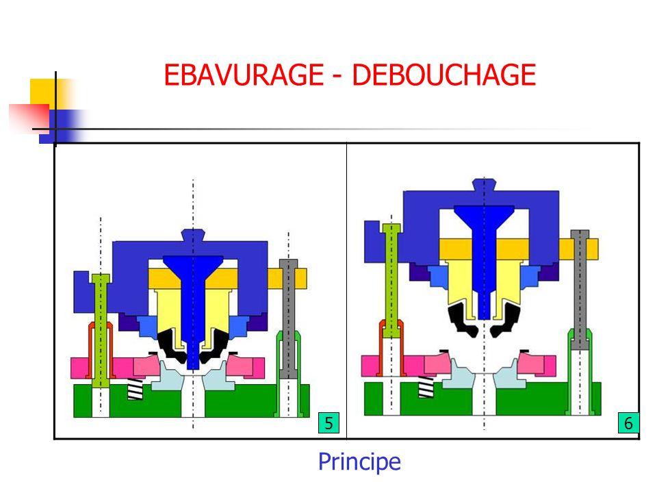 EBAVURAGE - DEBOUCHAGE Principe 56