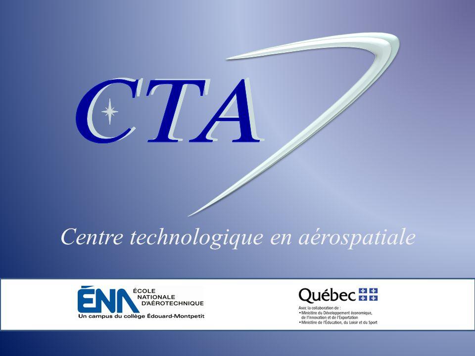 Centre technologique en aérospatiale