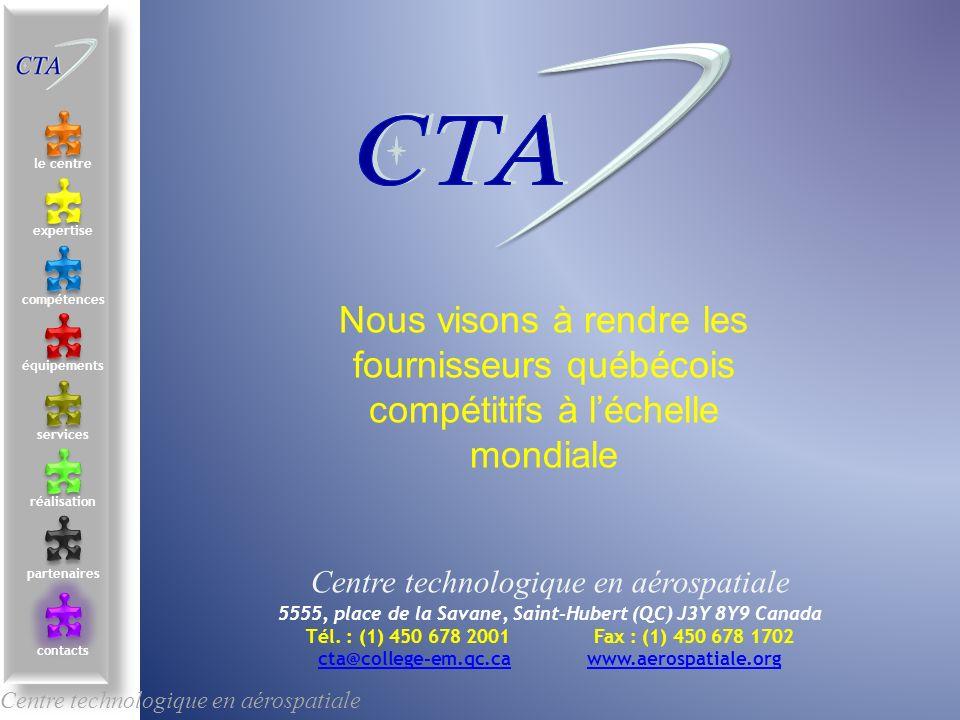5555, place de la Savane, Saint-Hubert (QC) J3Y 8Y9 Canada Tél. : (1) 450 678 2001 Fax : (1) 450 678 1702 cta@college-em.qc.cacta@college-em.qc.ca www