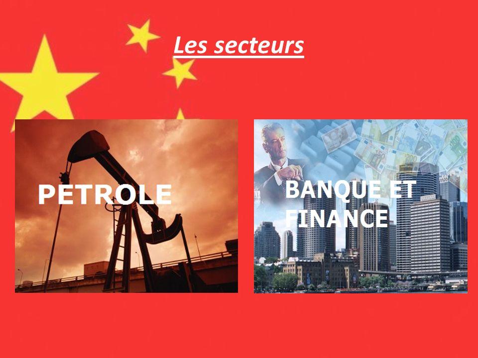 Les secteurs