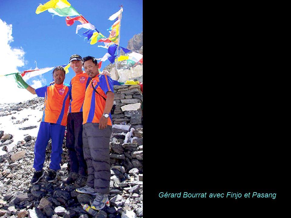 K A B U L Gérard Bourrat avec Finjo et Pasang