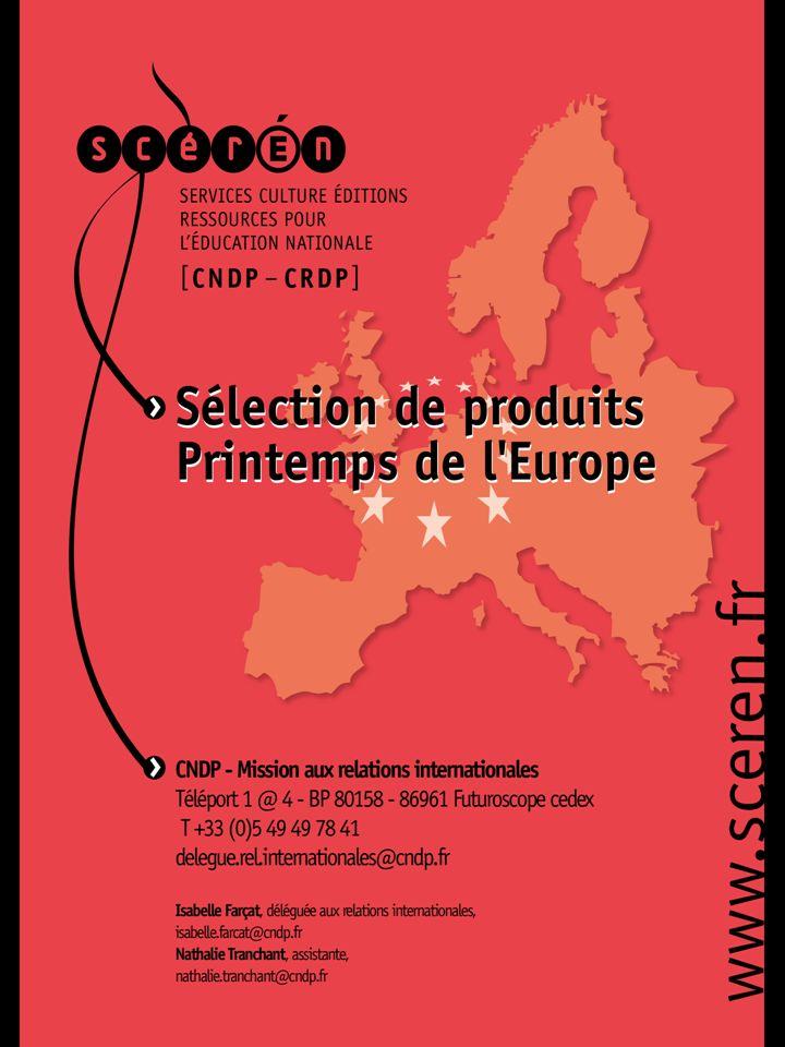 Quel projet commun pour lÉcole en Europe .