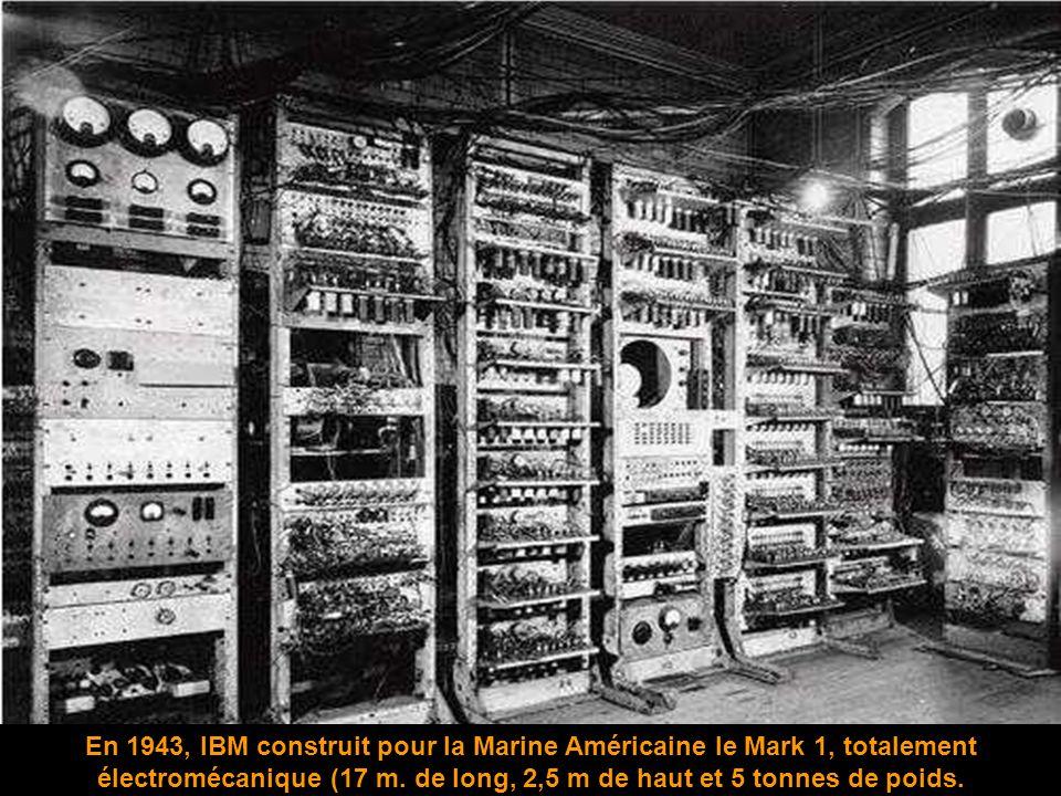 En 1924, la CTRC change son nom en IBMC, International Business Machine Corporation.
