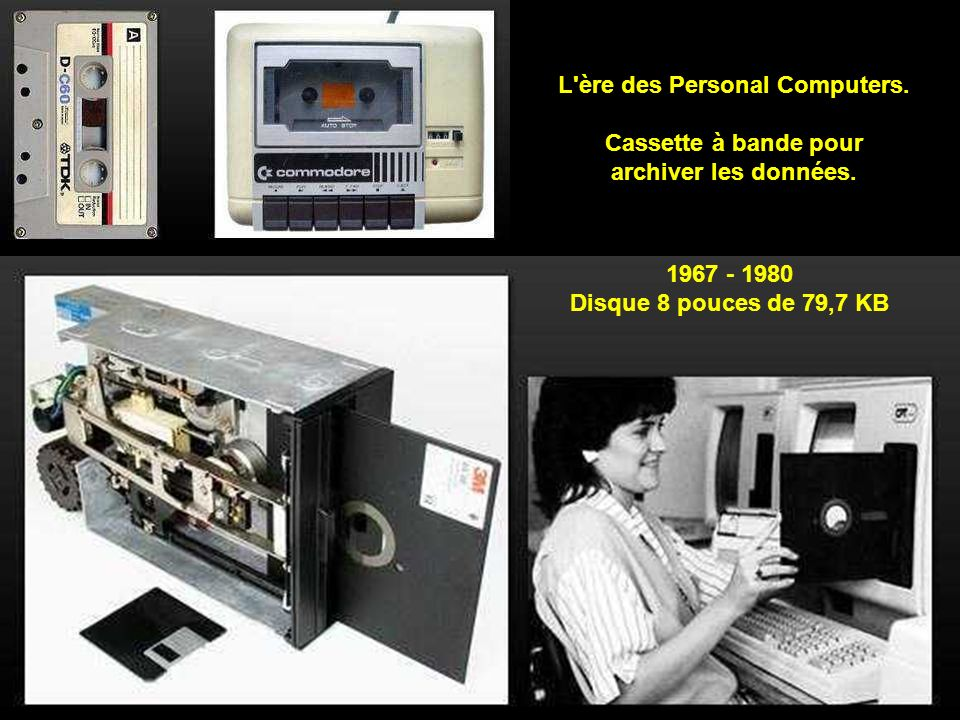 1956. Disque Dur de 5 MB