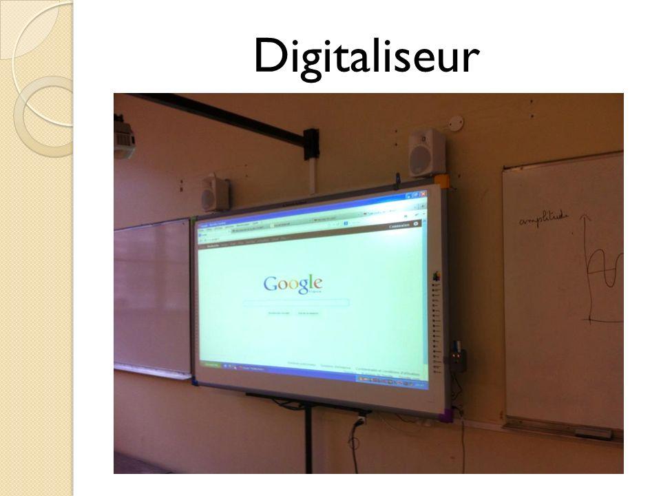 Digitaliseur