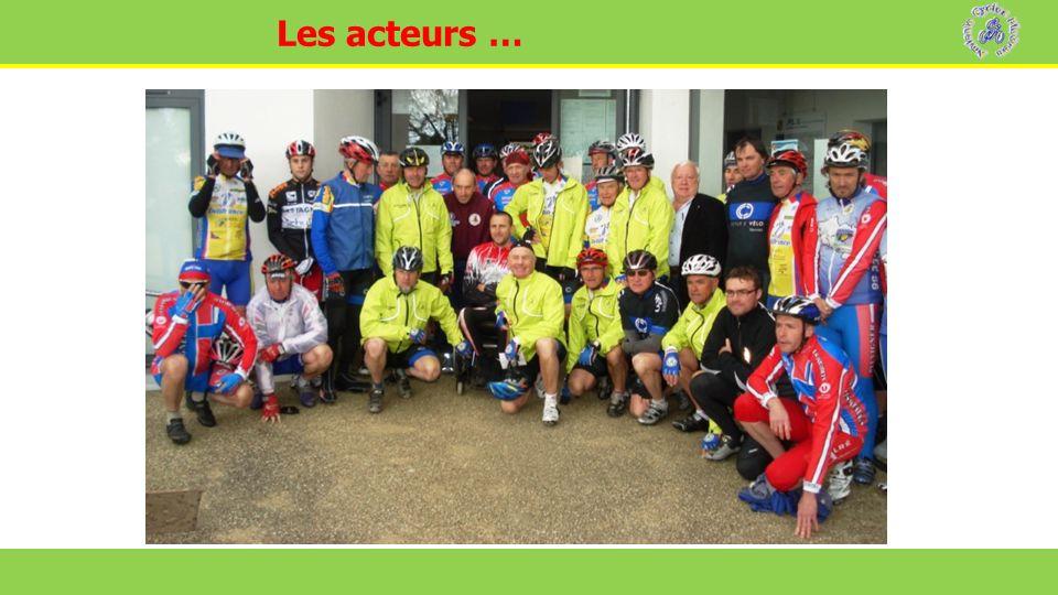 17 Assemblée Générale de lAmicale des Cyclos de Ploëren Les acteurs …