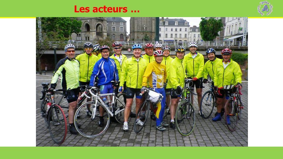 19 Assemblée Générale de lAmicale des Cyclos de Ploëren Les acteurs …